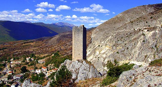 Torre di Roccapreturo